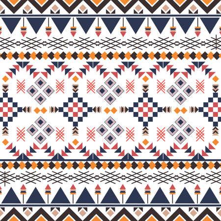 Diseño de fondo azteca Foto de archivo - 79261289