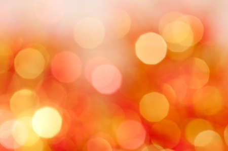 bokeh: Bokeh effect on the abstract image background Stock Photo