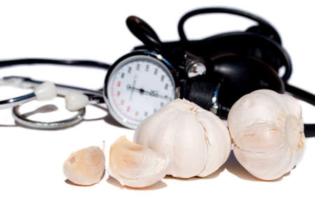 Garlic is healthy for bloody pressure photo