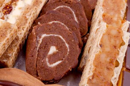spicecake: Close-up de varios pasteles