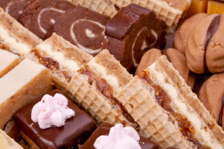 spicecake: Close-up shot de varias tortas