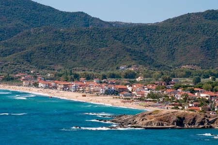 sithonia: Villaggio Sarti sul Sithonia, Calcidica - Grecia