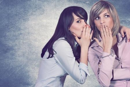 Gossip between friends