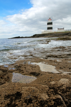 Hook Head Lighthouse Wexford county. Ireland photo