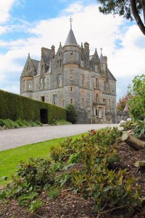 Manor in Blarney Schlosspark und Gärten Irland Standard-Bild - 20317026