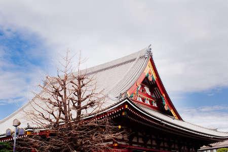 asakusa: Asakusa Temple Editorial