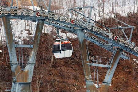 cable car: Galayuzawa Cable Car