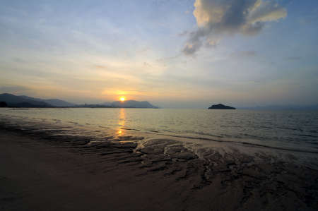 Sunset from Langkawi Kedah photo
