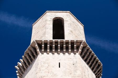 antics: The ancient church Saint Lauren of Marseilles in France