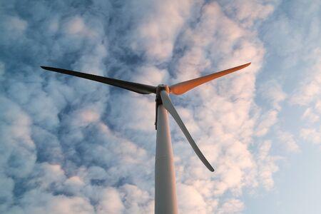 windfarm: Cielo de Parque E�lico y extra�o