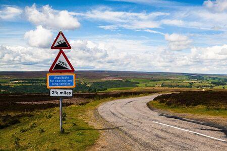 Landscape in Goathland Area , England Stock Photo - 14663303