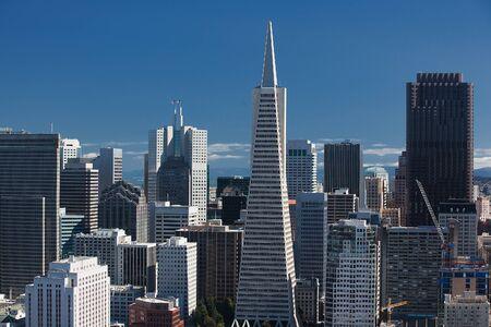 transamerica: Transamerica building in San Francisco