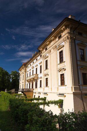Castle in Slavkov - Austerlitz near Brno, Czech Republic  Stock Photo - 15302494