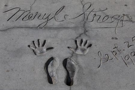 bugs bunny: Meryl Streep