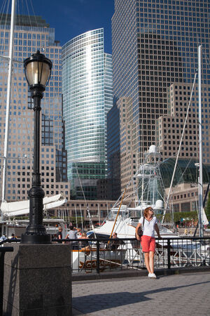 headquaters: HARBOR IN BATTERY PARK Editorial