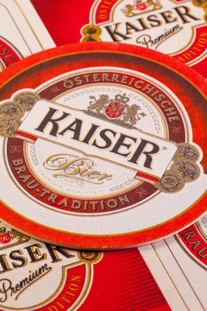 Austrialinz July 72014 Kaiser Beer Is The Most Popular Beer