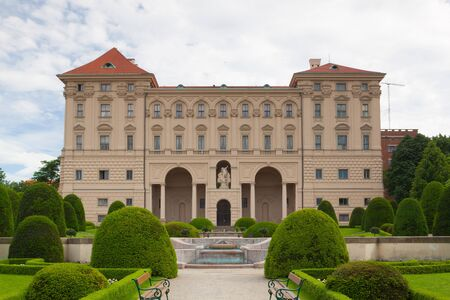 foreign affairs: Cernin palace in Prague, Ministry of Foreign affairs