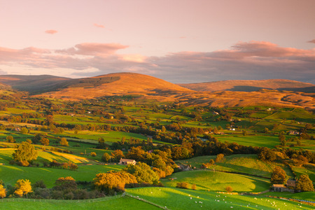 dales: Sedbergh is a small town and civil parish in Cumbria, England. Historically part of the West Riding of Yorkshire Yorkshire Dales National Park