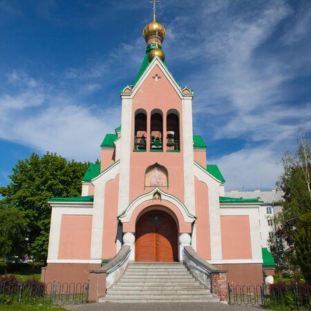 sacral: Church of Saint Gorazd, Olomouc, Czech Republic  Czechia, Central Europe