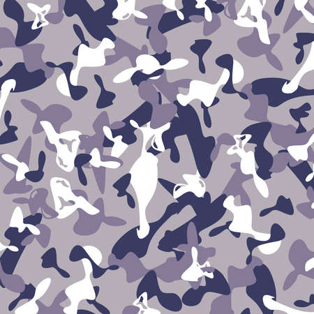 hid: Abstract military camouflage. Monochrome grunge background illustration