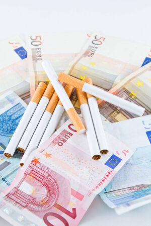 quiting: Cost of smoking