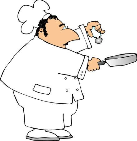 shaker: Chef