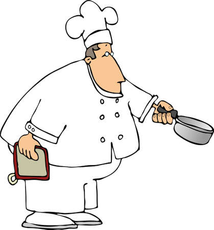 Chef Stock Photo - 369478