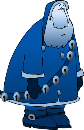 Blue Christmas Stock Photo - 401448