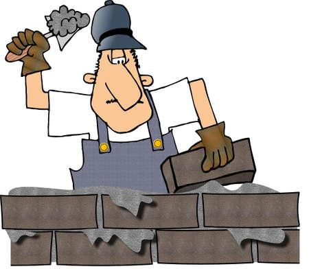 lay: Bricklayer