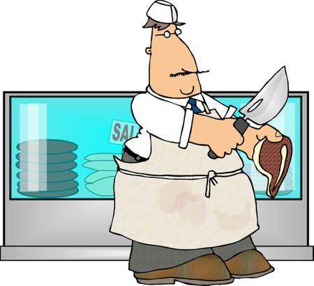 Butcher photo