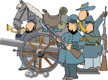 Union army photo