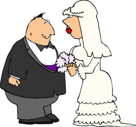 Marriage couple