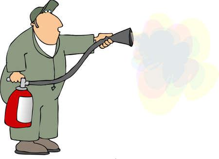 fumigador: Fumigador
