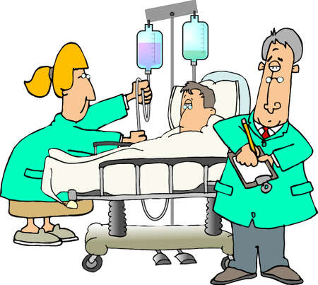 Patient and doctors