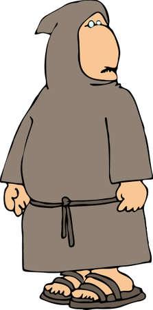 Monk Stock Photo - 376182