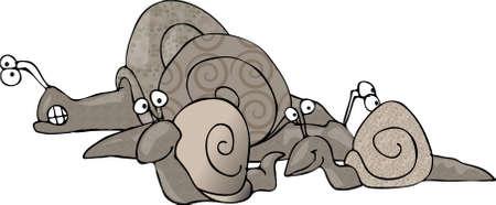 달팽이 그룹