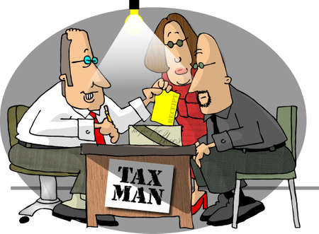 tax accountant: Taxman