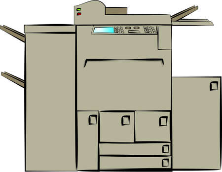 copy machine: Copy machine