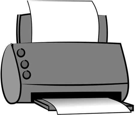 inkjet: Impresora de inyecci�n de tinta