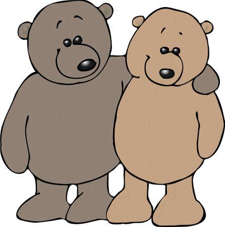buddies: Teddy Bear Buddies