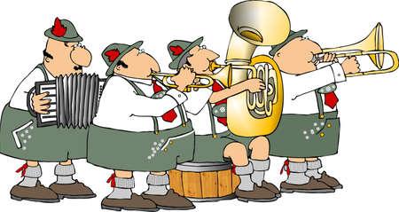 Duitse band
