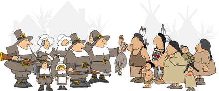 Amerikaanse Thanksgiving