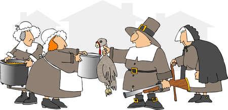 Turkey Soup Reklamní fotografie