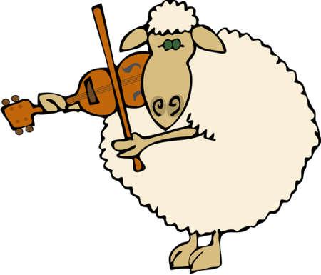 Klassiek schapen