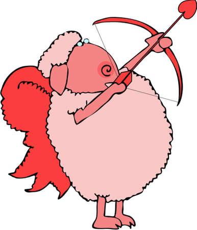 Sheep Cupid