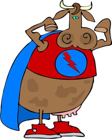 bicep: Super Vaca