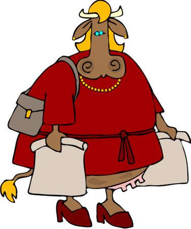Cow Shopper