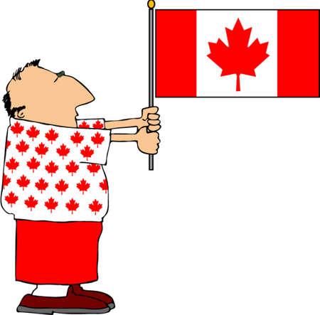canadian flag: Canadian Patriot
