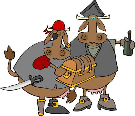 Cow Pirates