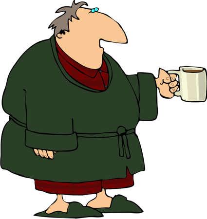 pajama: Morning Coffee